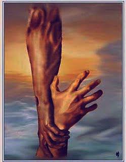 Mi Dios...sólo tu infinito poder y tu misericordia, me pueden arrancar de los abismos!
