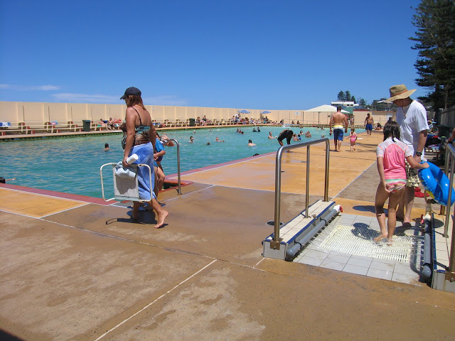 Swimming Thirroul Pool