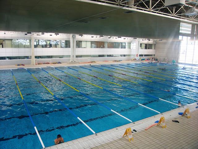Swimming piscines bernat picornell barcelona for Piscines picornell