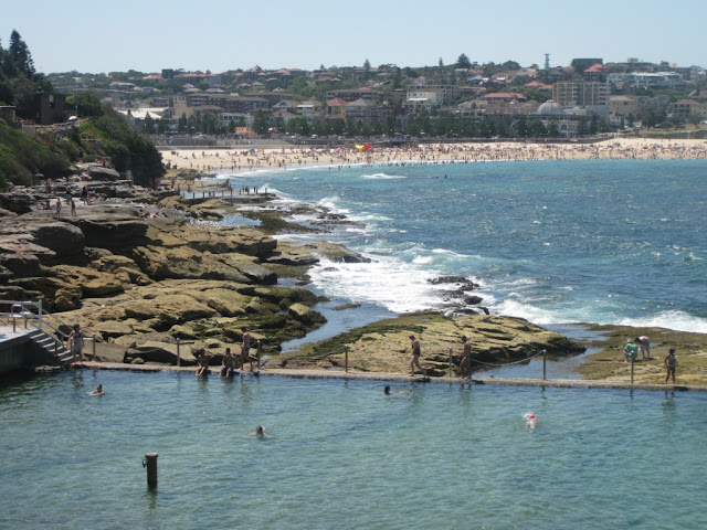 The Coogee Beach Pool With Which This Series Began Is Around The Corner Tucked In To The Southern End Of The Beach And So Hidden From View