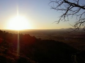 Foto Sol nascente em Marialva
