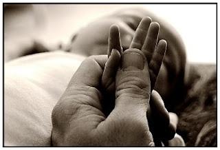 Foto Pai e Bebê