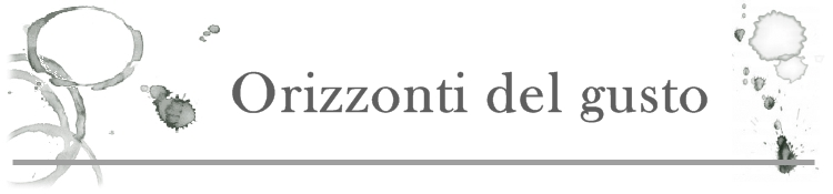 Orizzonti del gusto