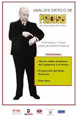 PROXIMOS EVENTOS CINEMATOGRAFICOS