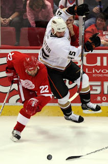 Anaheim Ducks vs. Detroit Red Wings Betting Odds
