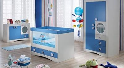 Zen Mobilya Bebek Odaları