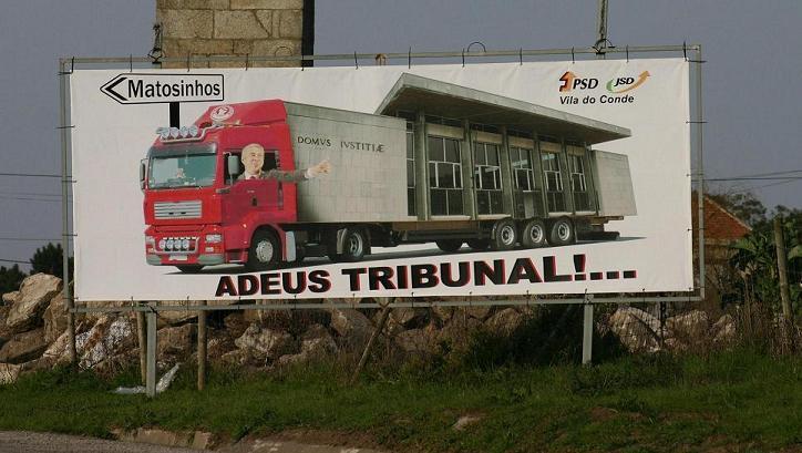 Tribunal de Vila do Conde e Póvoa de Varzim
