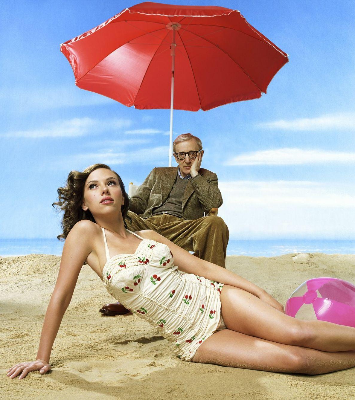 Scarlett Johansson e Woody Allen