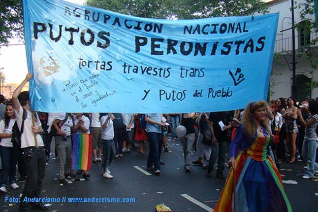 Agrupación Nacional Putos Peronistas