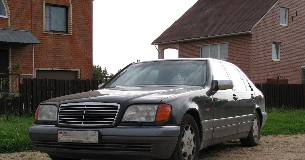 Mercedes s 600 w140 киев 15000$
