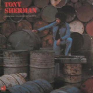TONY SHERMAN 1976 { tony sherman }