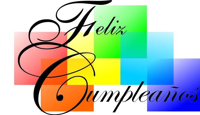 Carteles de feliz cumpleaños - Imagui