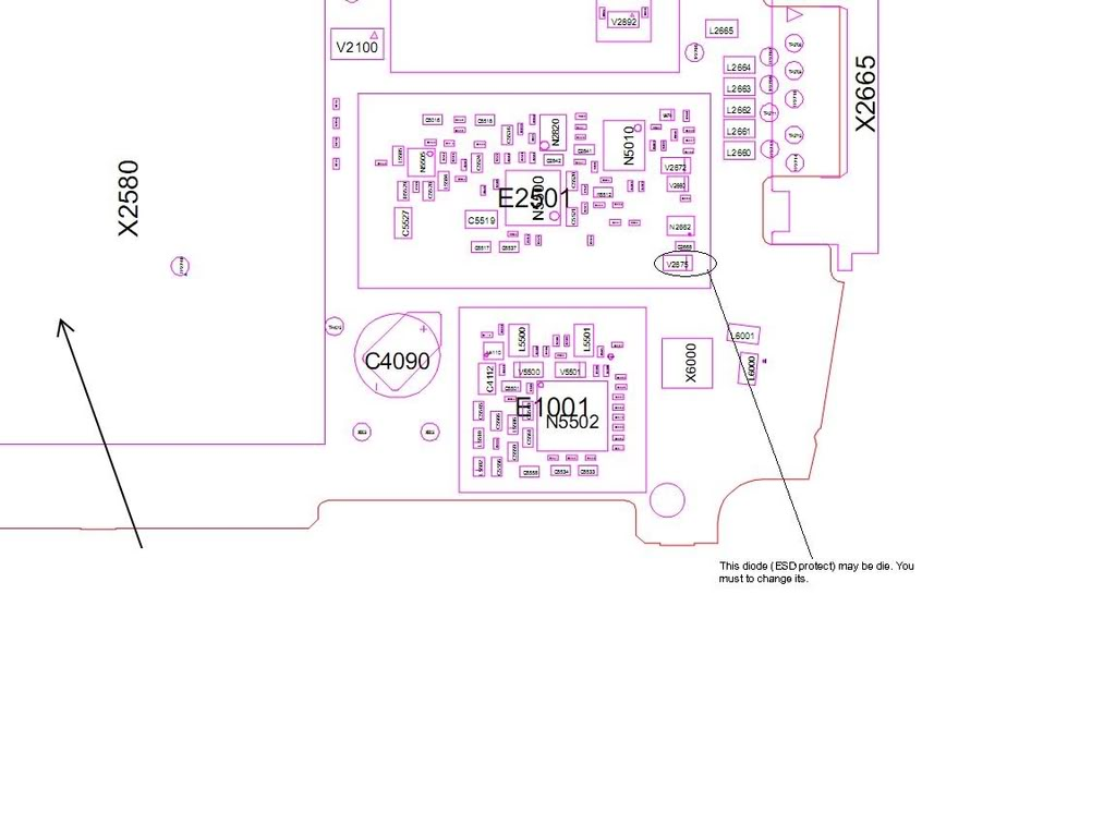 Gsm Fix All Problem September 2014 Xperia U Circuit Diagram Sony Ericsson W580 S500 Audio Schematic