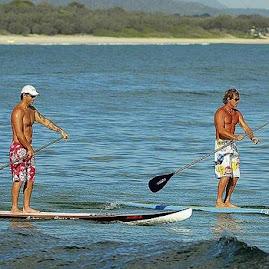 Frazer Island Paddle