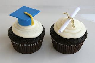 Exclusive Graduation Cupcake