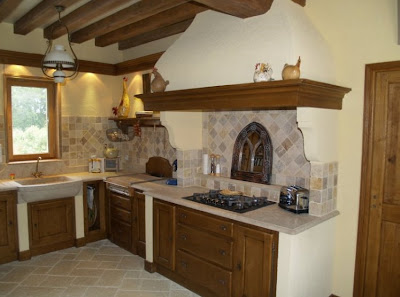 for Kitchen designs old world style