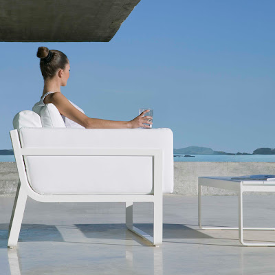 Modern White Outdoor Furniture modern white outdoor furniture modern white outdoor table and