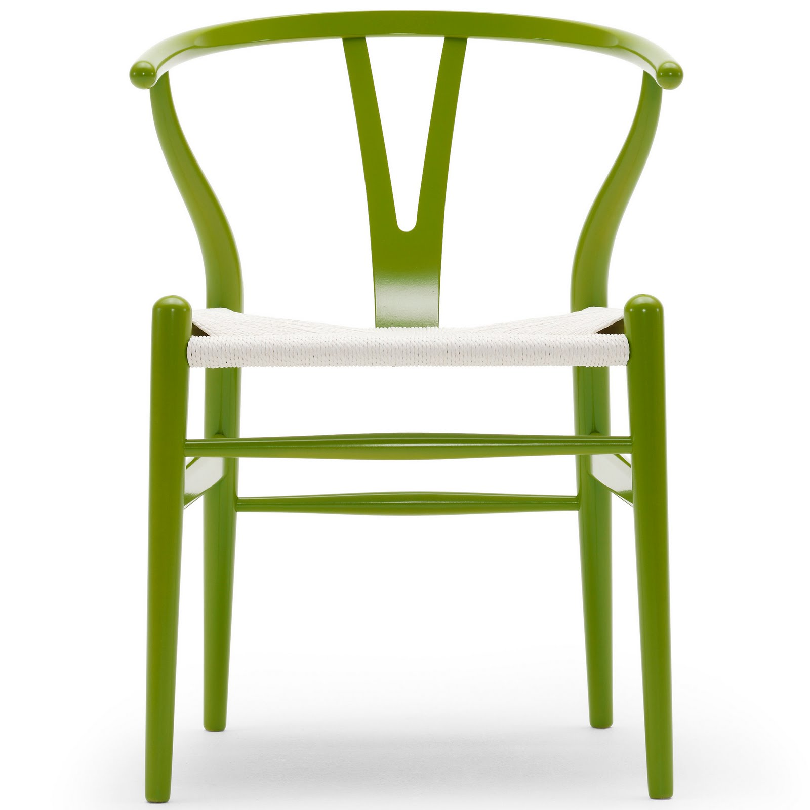 modern interior design Hans Wegner Wishbone Chairs All Colors
