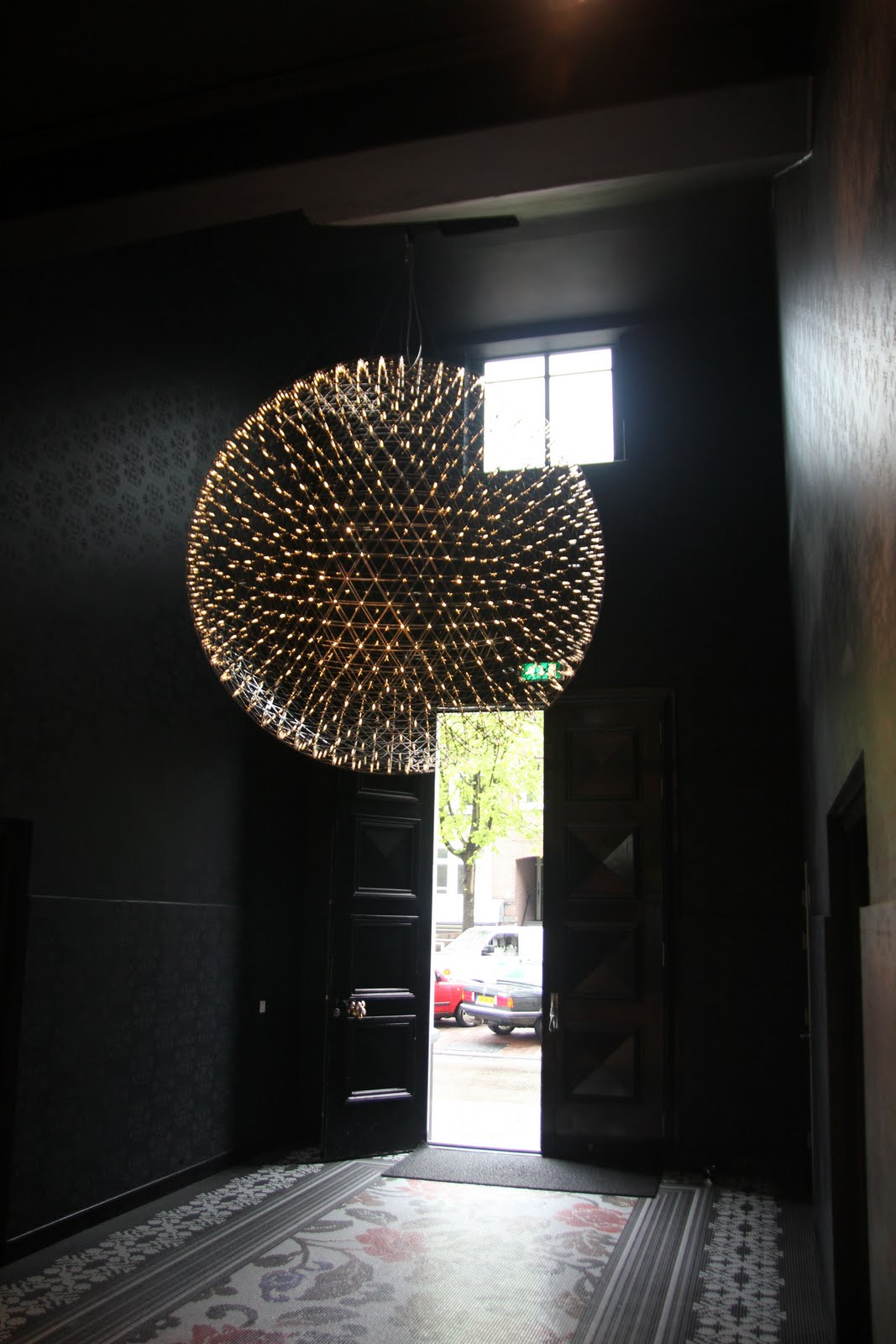 Moooi hang light pendant lamp by marcel wanders stardust - Raimond Lamp By Raimond Puts For Moooi Click Above Raimond Lamp Image To Enlarge Available Through Stardust Com