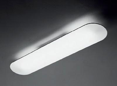 Artemide Float L Modern Ceiling Lamp By James Irvine