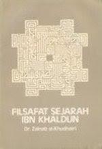 FILSAFAT SEJARAH IBN KHALDUN