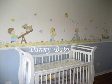 decoração de meninos ( quarto do Luiz Felipe )