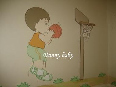 decoração menino jogando basquete