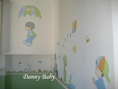 decoração de menino