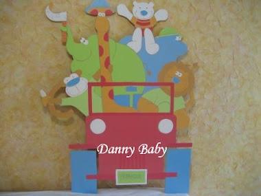 decoração de bebê tema zoo