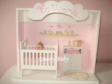 maternidade com miniaturas ( Catherina)