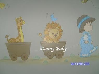 decoração de quarto de bebê com animais