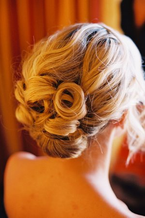 Amazing Wedding Hairstyles Idea For Short Hair2