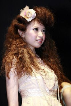 Fashion hairstyle trends 2009