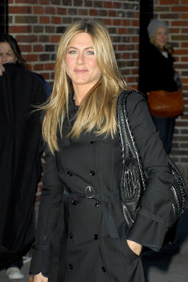 Jennifer Aniston Hairstyles 2009