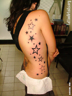 star tattoo picture