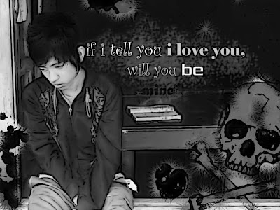 emo love poems for girl. emo love poems for a