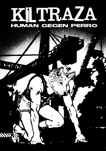 human gegen perro
