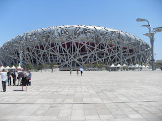"The ""Bird Nest"" Olympic Stadium"