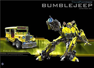 bumble jeep