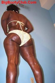 Juicy big booty club black dime model have