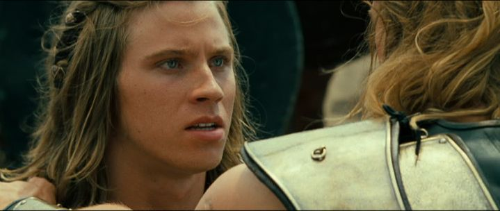 Swords and Sandals: Eye Candy: Garrett Hedlund in Troy