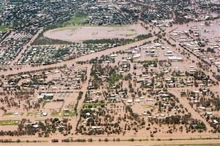 inundaçao na australia