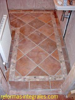 Poner cambiar instalar suelo gres barcelona reformas - Suelos faciles de poner ...