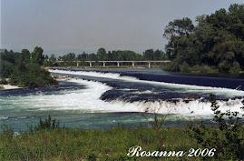 La diga sull'Isonzo - Sagrado