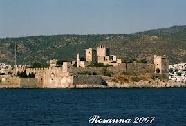 Il castella di Bodrum (Turchia)