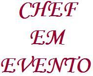 CHEF EM EVENTOS