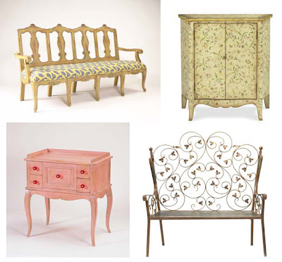 French Furniture Design on French Design As Much As The Hand Crafted Furniture From French