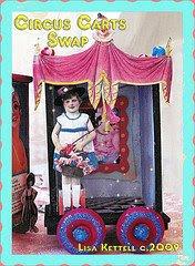 Circus Carts Swap