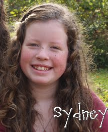 Click Syd's picture for 'Sydney's World!'