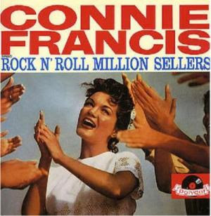 Cover Album of CONNIE FRANCIS - Sings Rock 'N' Roll Million Sellers